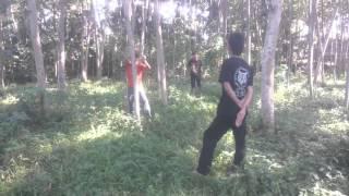 Seni bela diri macan putih al karomah MPH cabang pekalongan