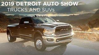 2019 Detroit Auto Show | Trucks and SUVs | Driving.ca