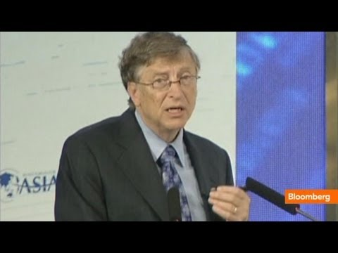 Bill Gates, World's Richest Man, Supports Increased Corporate Tax Scrutiny