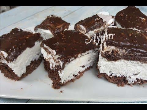 So Saftig Schokoladig  Und Kremig Muss Ein Kuchen Schmecken I Üstü Findikli Cikolatali Kek