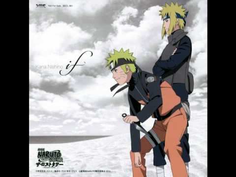 Naruto Shippuden Movie 4 [The Lost Tower] - Kana Nishino - If [Male Version]