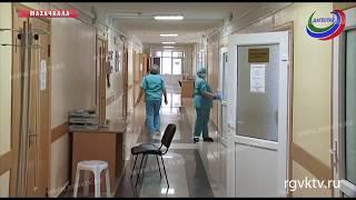 Председатель НС и депутаты Госдумы посетили Республиканский онкологический диспансер