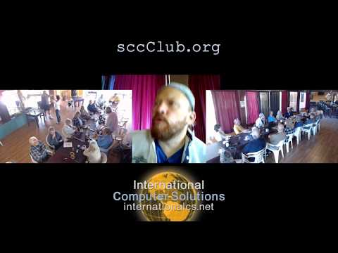 Live YouTube Meeting  #17 January 28, 2020  Broadcasting from Tequila's