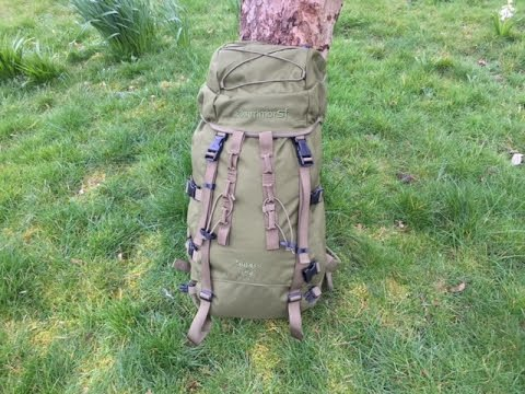 dd31805a5a41 KARRIMOR SF SABRE 45L BACKPACK REVIEW - YouTube