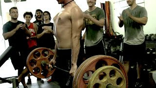 open gym increase deadlift by 70 lbs in one day