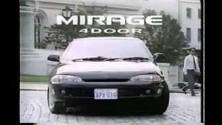 1993年ごろの三菱自動車のミラージュのCMです。和久井映見さん、宅麻伸...