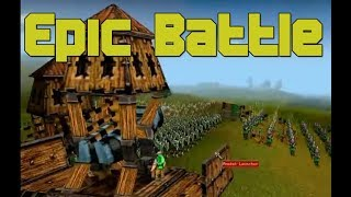 Warrior Kings Battles - Epic Multiplayer Battle