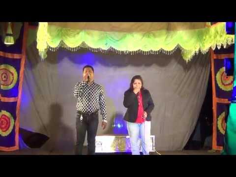 Hum Pyar Karne Wale (ହମ ପ୍ୟାର କରନେ ୱାଲେ) - Singing By Manasi & Ashok | Omm Maa Kali Natya Parishad