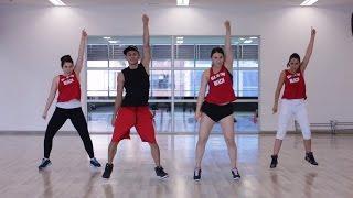 ella es mi fiesta carlos vives choreography by leonardo siza