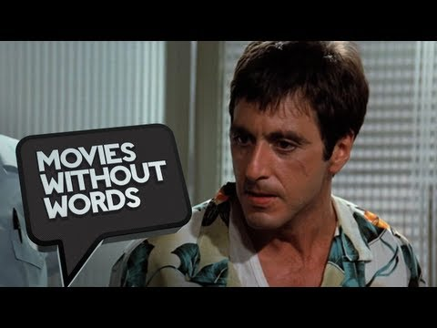 Scarface (1/8) Movies Without Words - Al Pacino Movie HD