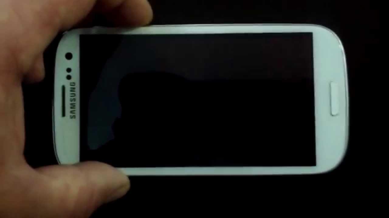 Самсунг галакси s5 не включается экран