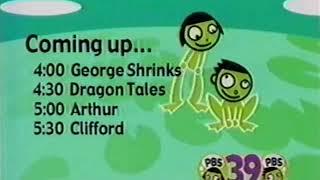 PBS Kids Schedule Bumper - Leap Frog (2004 WFWA-TV) thumbnail