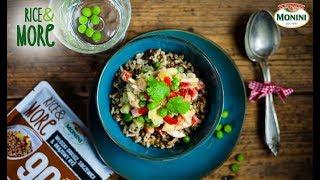 Wege curry z Rice&More 90 sek. Włoski orkisz, soczewica i brązowy ryż