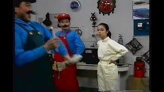 [RARE] Korean dub of Super Mario Bros Super Show