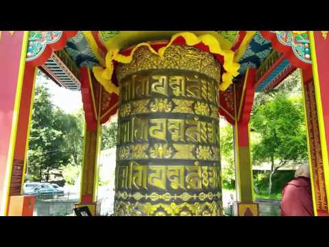 video:Turning the Great Prayer Wheel