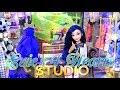 DIY - How to Make: Doll Room in a Box | Disney Descendants 2 | Evie's 4 Hearts Studio