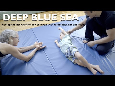 DEEP BLUE SEA: Ecological Intervention for Children WIth Disabilities/Special Needs (TRAILER)