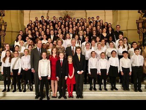 Concert de Noël au Palais Royal, Bruxelles - La Maîtrise, Choeurs d'Enfants de la Monnaie