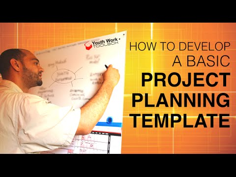 Project Planning Template: How To Develop A Basic Project Planning Template