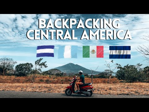 EPIC Backpacking Central America adventure | Central America Itinerary | Travel Video