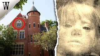 The Mysterious GHOST HAUNTING THE TOWER HOUSE MANSION