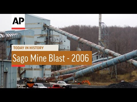 Sago Mine Blast - 2006 | Today In History | 2 Jan 17
