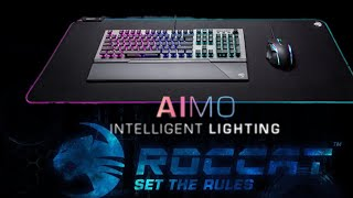 New Gaming Accessory Unboxing Roccat Gaming RGB Keyboard, Mouse and Mousepad Swarm Tutorial