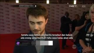 Video Apakah Daniel Radcliffe Akan Memerankan Tokoh Utama di Film Harry Potter Terbaru? download MP3, 3GP, MP4, WEBM, AVI, FLV Maret 2018