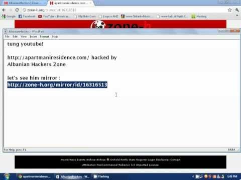 Apartaman Residence Of Serbia Hacked By Albanian Hackers Zone