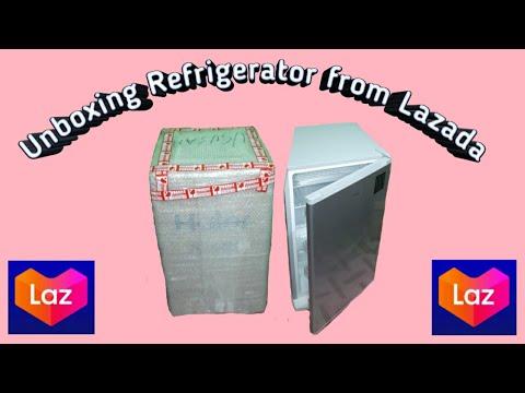 Unboxing Haier Refregirator
