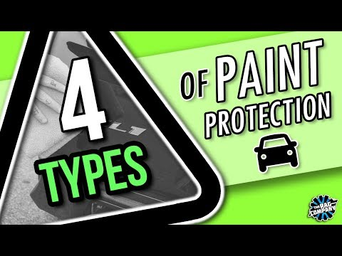 4 Ways To Protect Your Car's Paint | THE RAG COMPANY