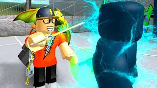 MY OWN GODLY IN MM2!! *ELECTRIC* (Roblox)