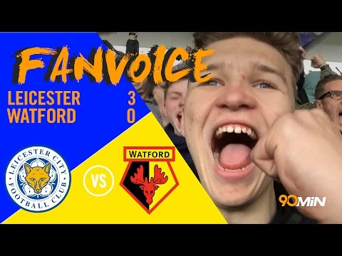 Leicester smash Watford, Mahrez, Ndidi and Albrighton Goals! | 90min FanVoice