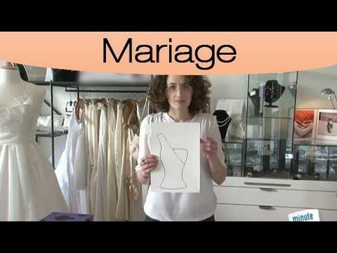 robe pour mariage bien choisir youtube. Black Bedroom Furniture Sets. Home Design Ideas