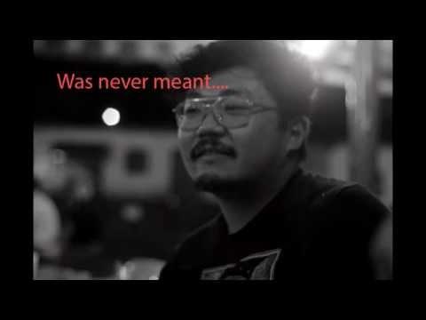 American Football - Never Meant [Lyric video - Tema de Ricke & Rod]