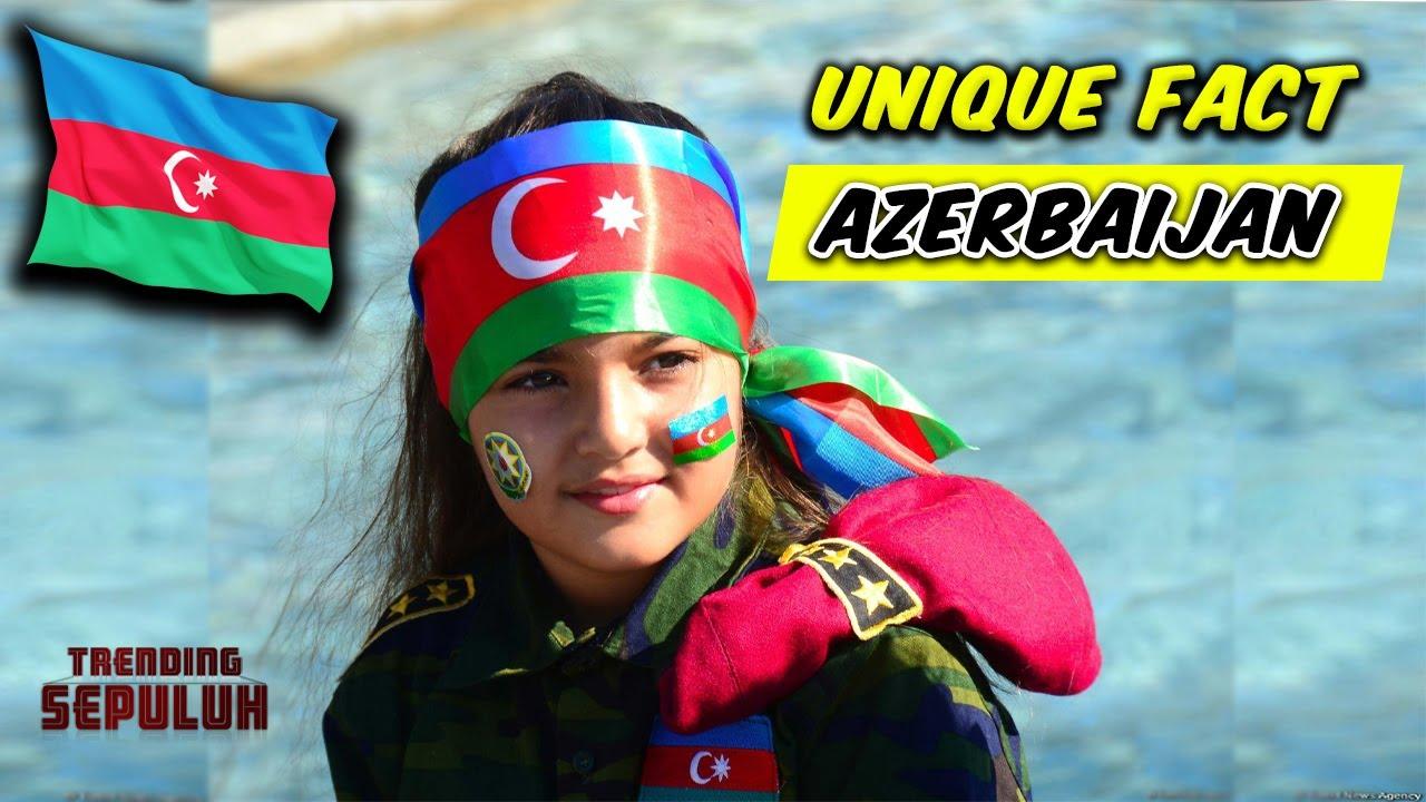 Dijuluki Negara Api, Inilah 5 Fakta Menarik Negara Azerbaijan | yang mungkin belum kamu ketahui !!!