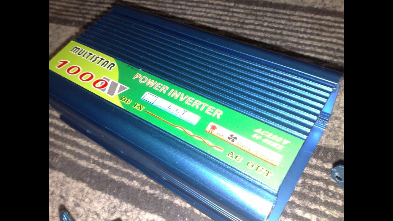 Покупайте инверторы и преобразователи напряжения 12 в 220в для. Также инверторы, способные преобразовать 12 вольт постоянного тока в 220.