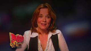 Lea Thompson Talks Back To The Future