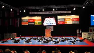 Kominiarski Fach semi-final IDO World Show Dance Championship