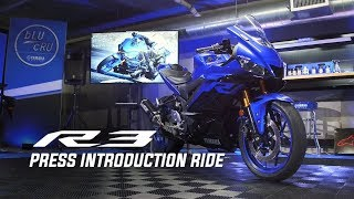 2019 R3 Press Introduction Ride