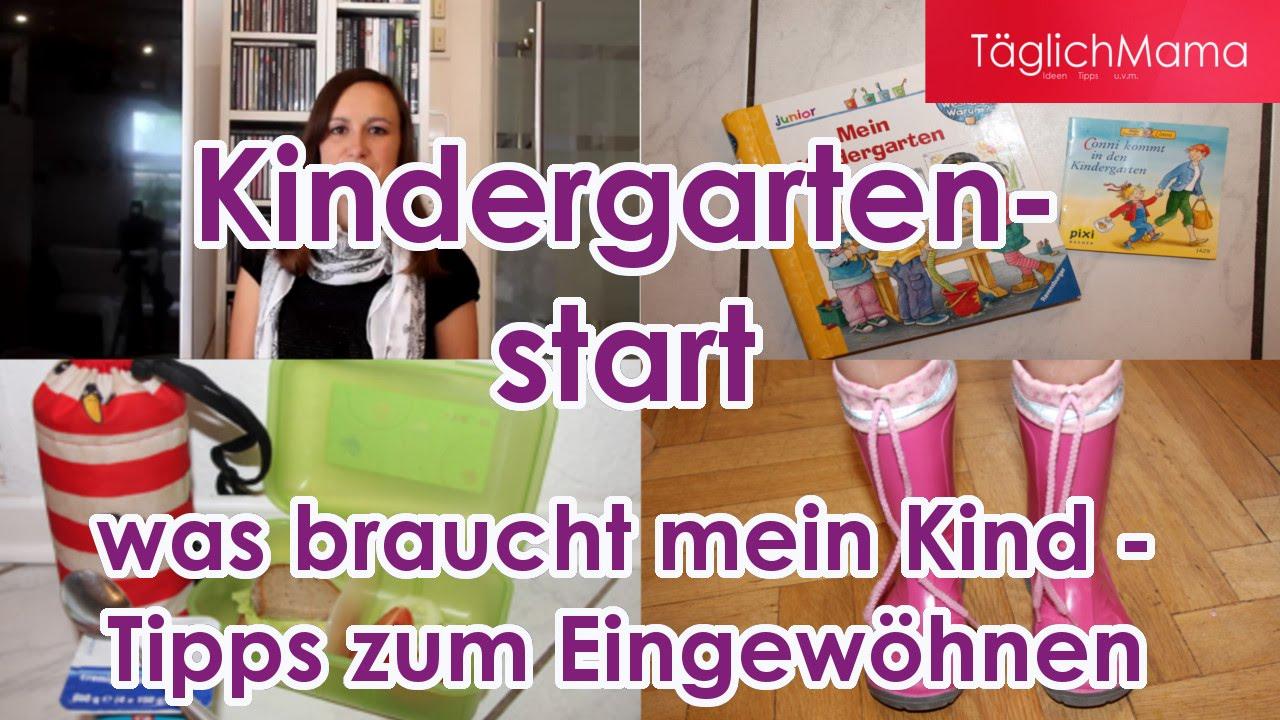 Wunderbar Kindergarten Ideen Beste Wahl Kindergarten-start - Was Braucht Mein Kind /