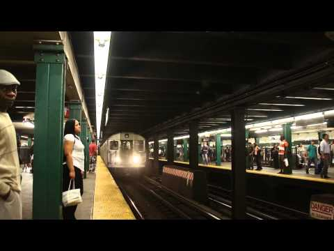 MTA New York City Subway : West 4th Street [ IND 6th & 8th Avenue Lines ]