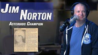 Jim Norton - Asteroids Champion w/ Mike Finoia - Jim Norton & Sam Roberts