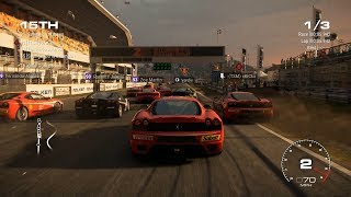 GRID 2019 - My First Multiplayer Online Experience