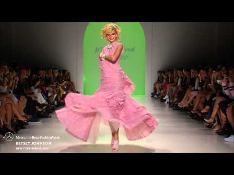 BETSEY JOHNSON: MERCEDES-BENZ FASHION WEEK S/S15 COLLECTIONS