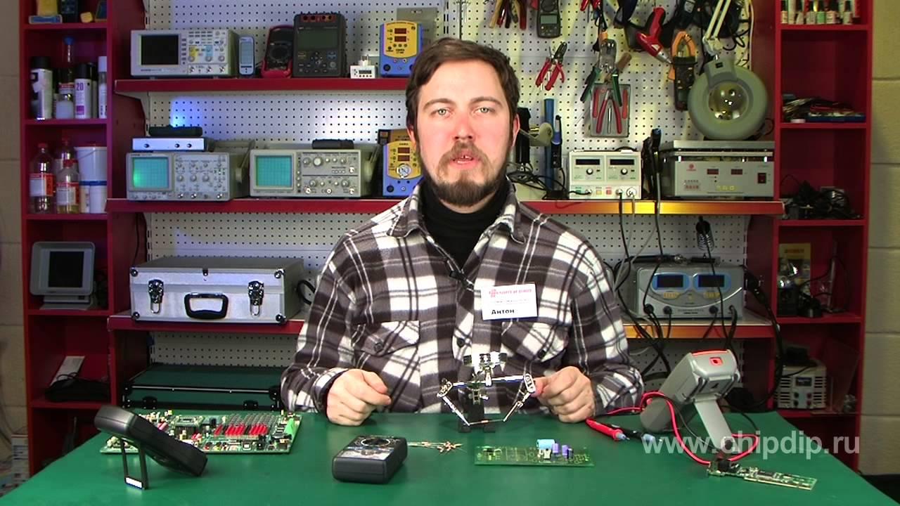 Проверка исправности постоянных резисторов