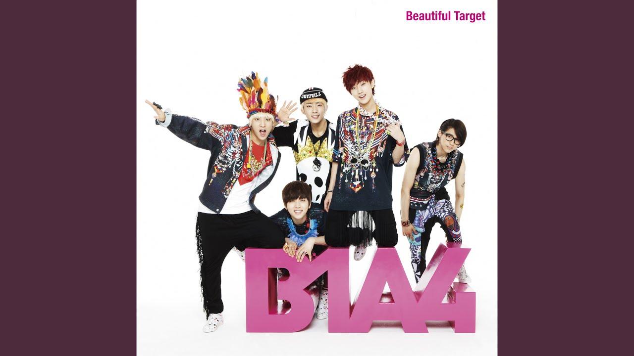 Beautiful Target (instrumental)