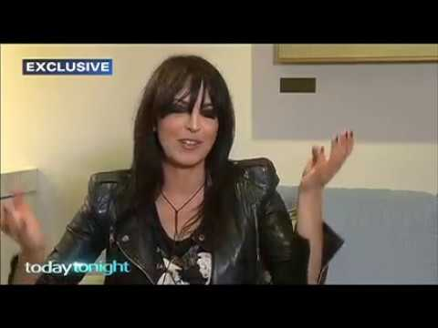 Nena in Perth – Channel 7 Interview – 3 November 2017