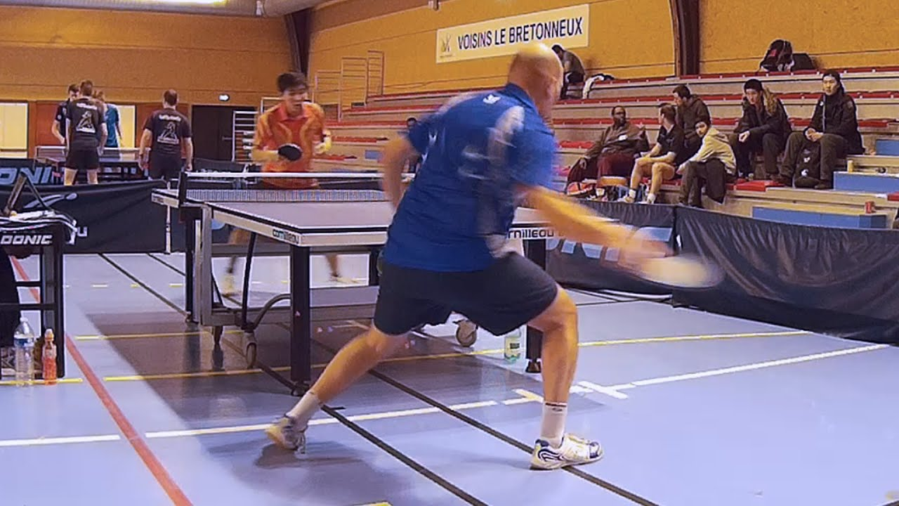 Tennis de table tournoi r gional 2015 voisins tt finale tableau f youtube - Tableau tournoi tennis de table ...