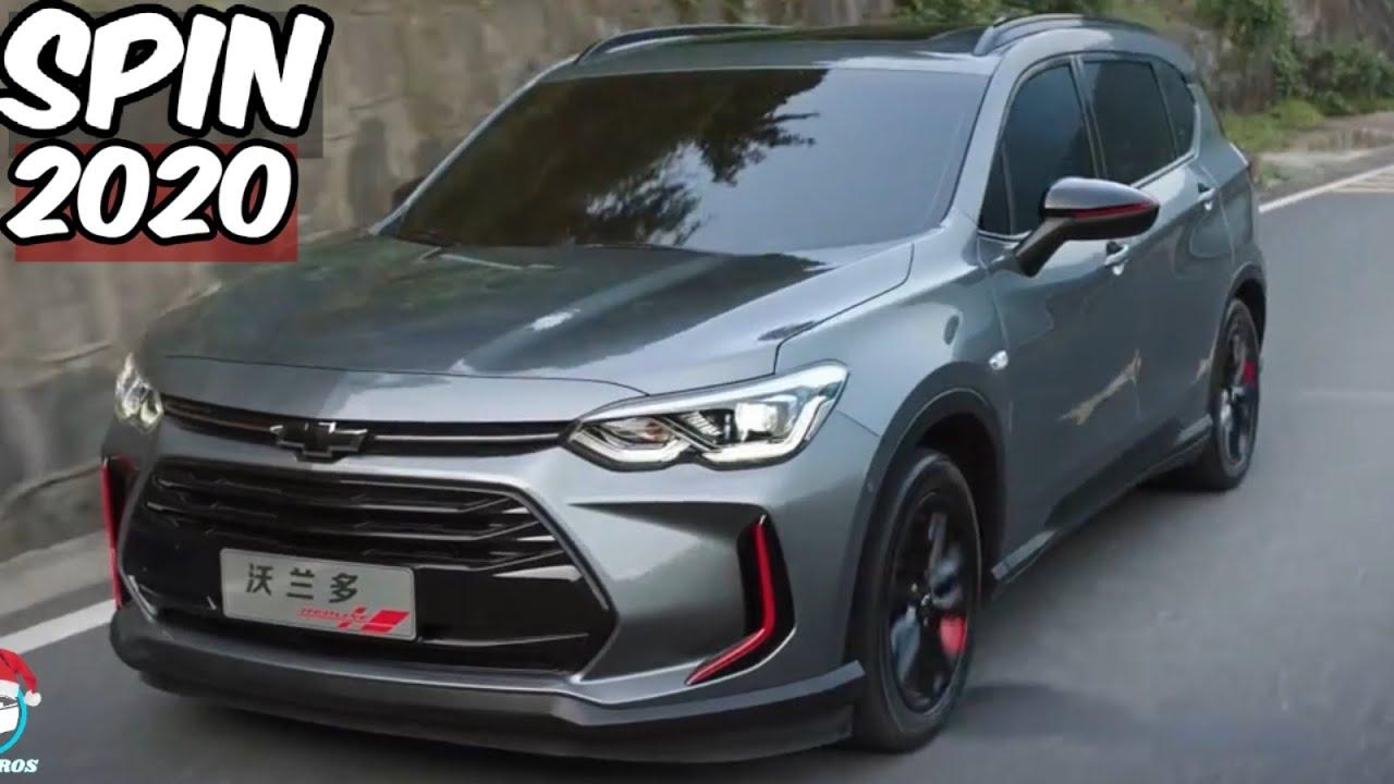 Chevrolet Spin 2021 Com Motor Turbo E Estilo De Suv Super Linda Top Carros Youtube